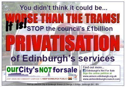 Anti-Privatisation Lobby This Thursday