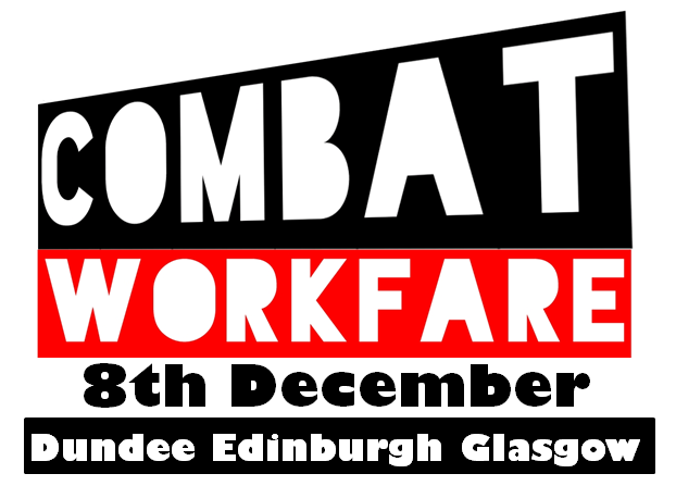 8th December 2012: Anti-workfare Day of Action
