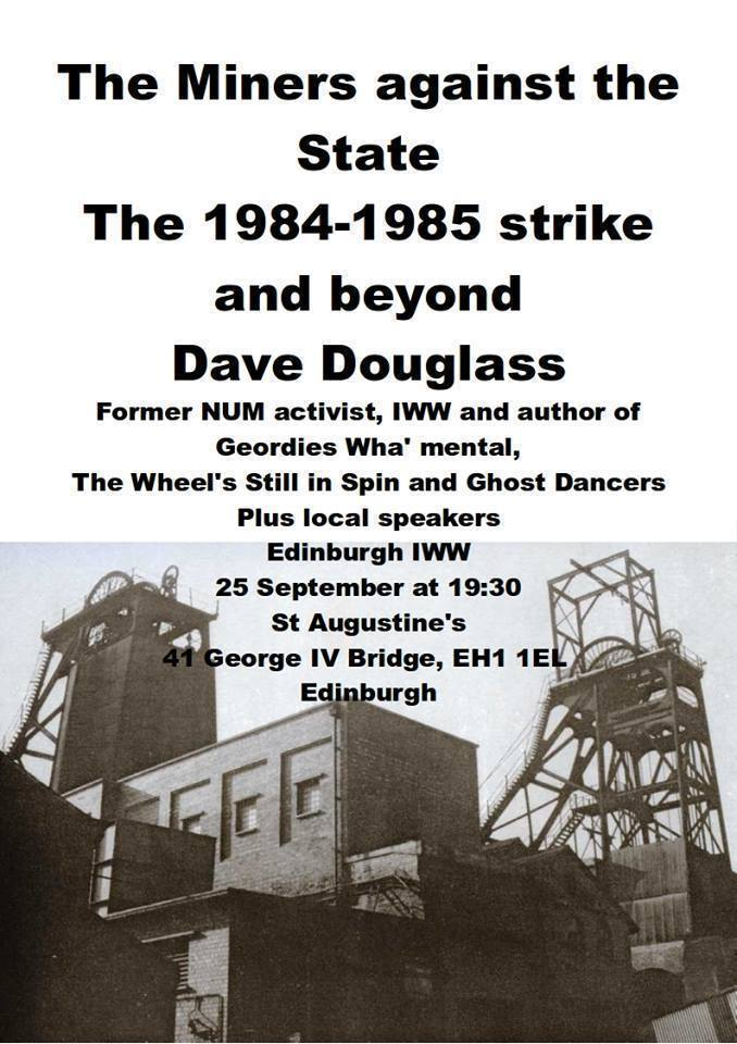 THE MINERS AGAINST THE STATE - THE 1984-85 STRIKE AND BEYOND