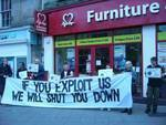 SHUT DOWN WORKFARE EXPLOITER SALVATION ARMY